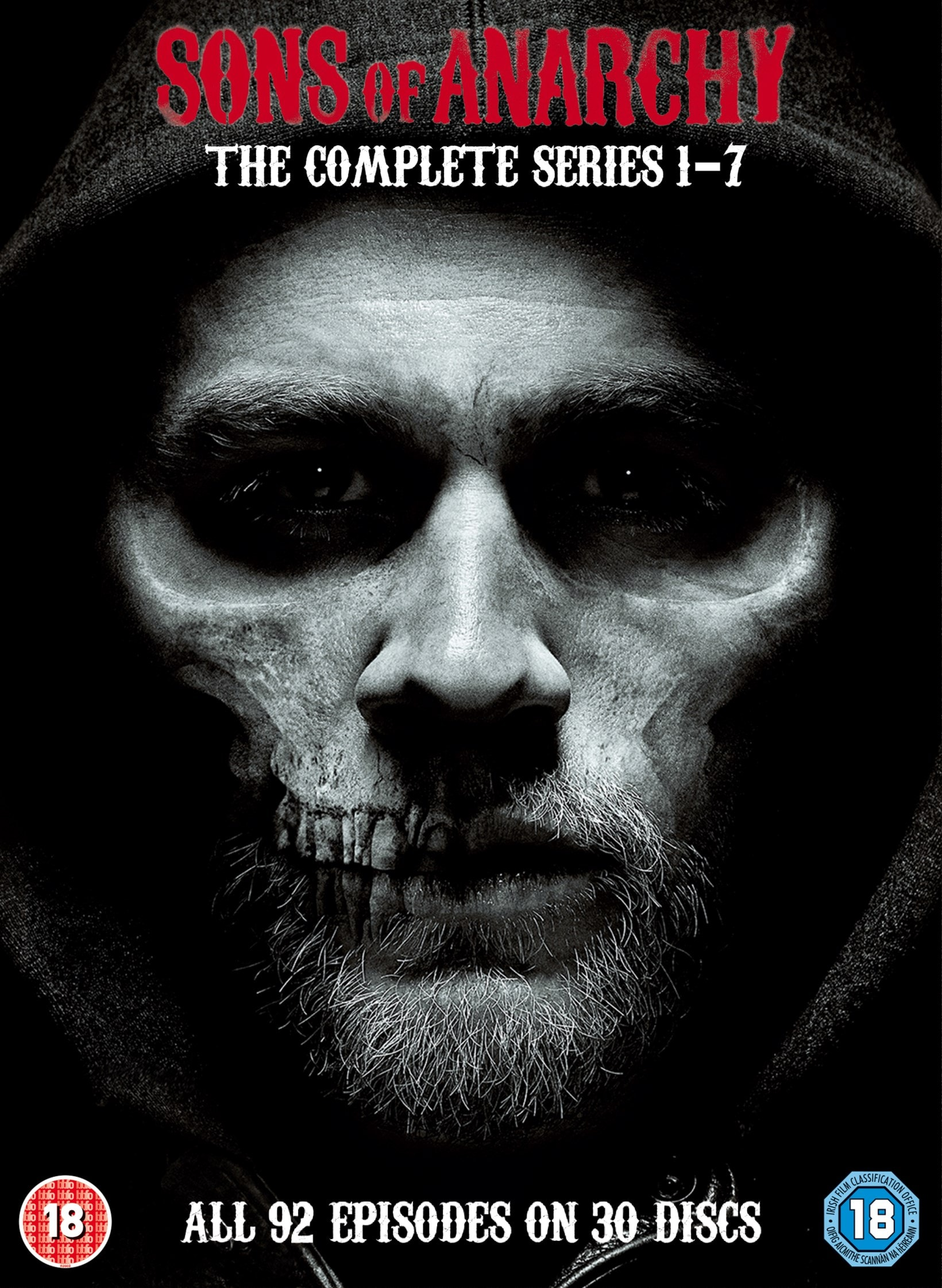 Sons of Anarchy: Complete Seasons 1-7